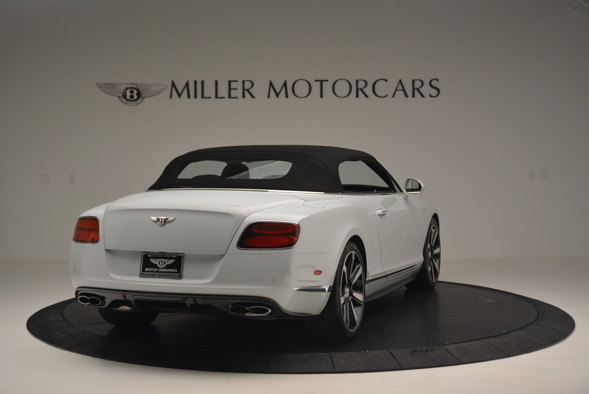 Used 2014 Bentley Continental GT V8 S For Sale In Westport, CT 2443_p15