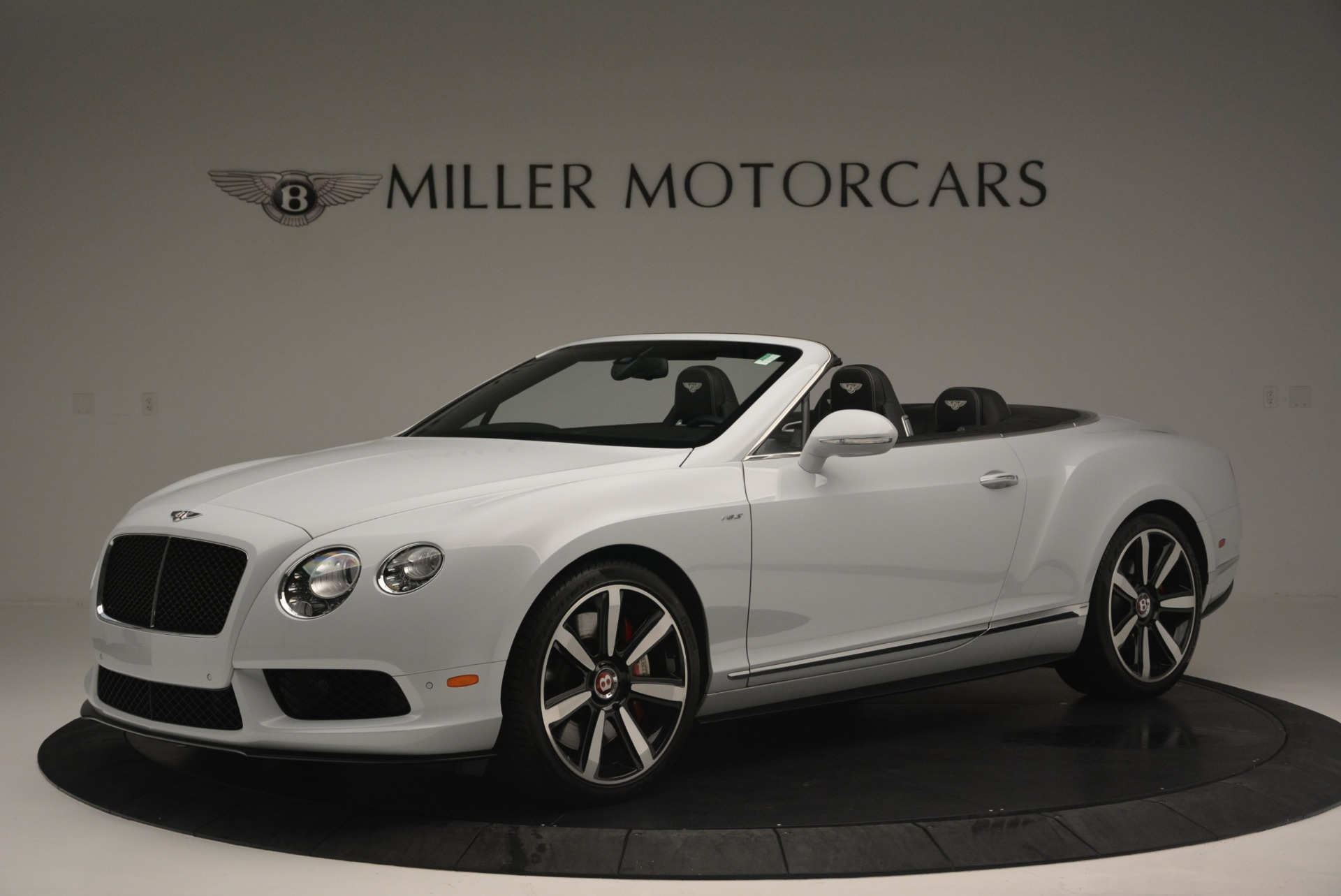 Used 2014 Bentley Continental GT V8 S For Sale In Westport, CT 2443_p2