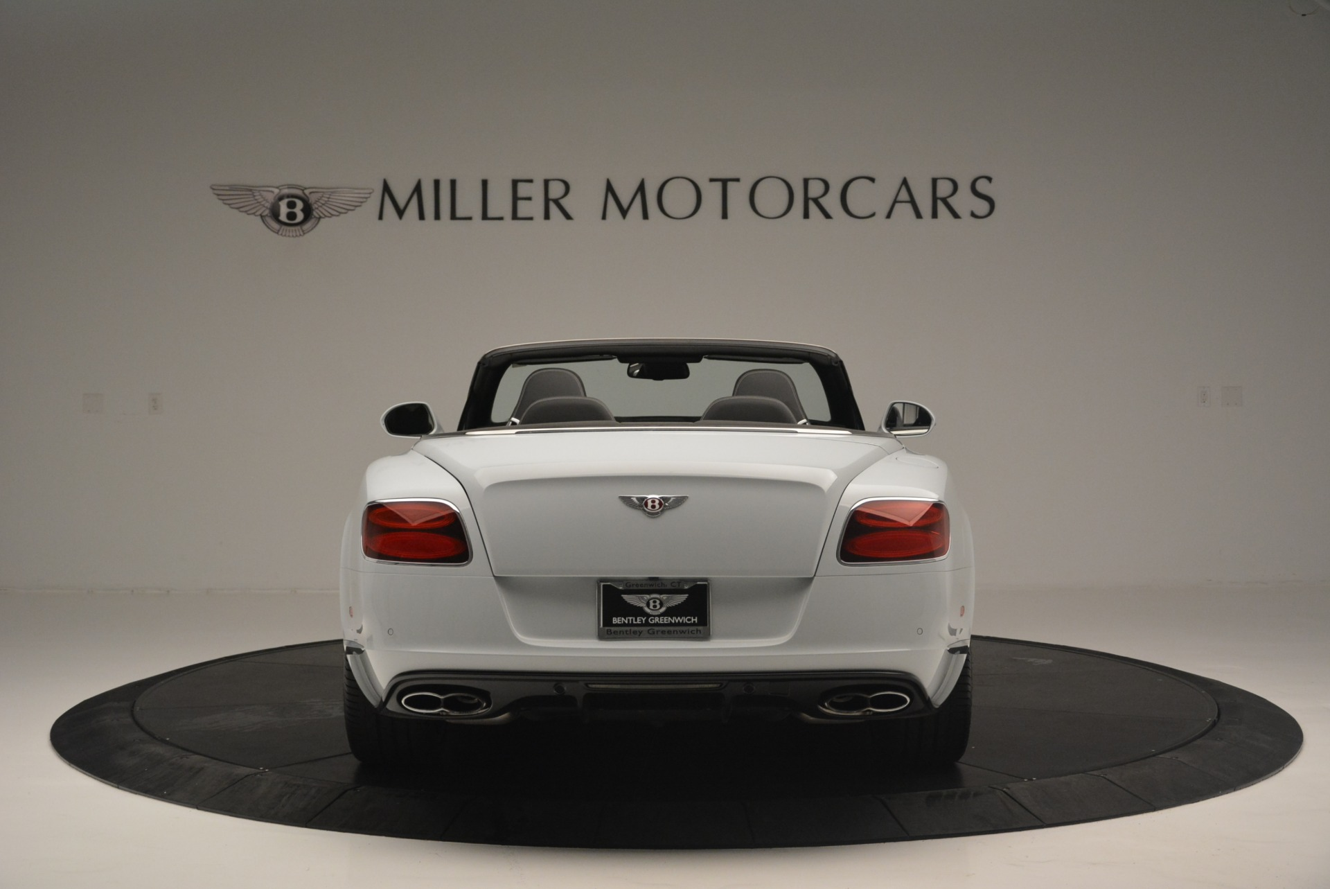 Used 2014 Bentley Continental GT V8 S For Sale In Westport, CT 2443_p5