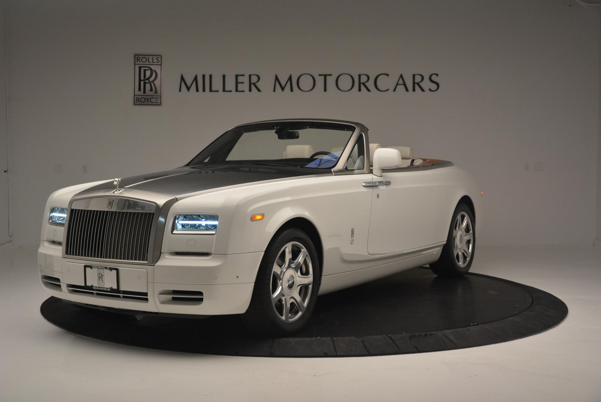 Used 2013 Rolls-Royce Phantom Drophead Coupe  For Sale In Westport, CT 2444_main
