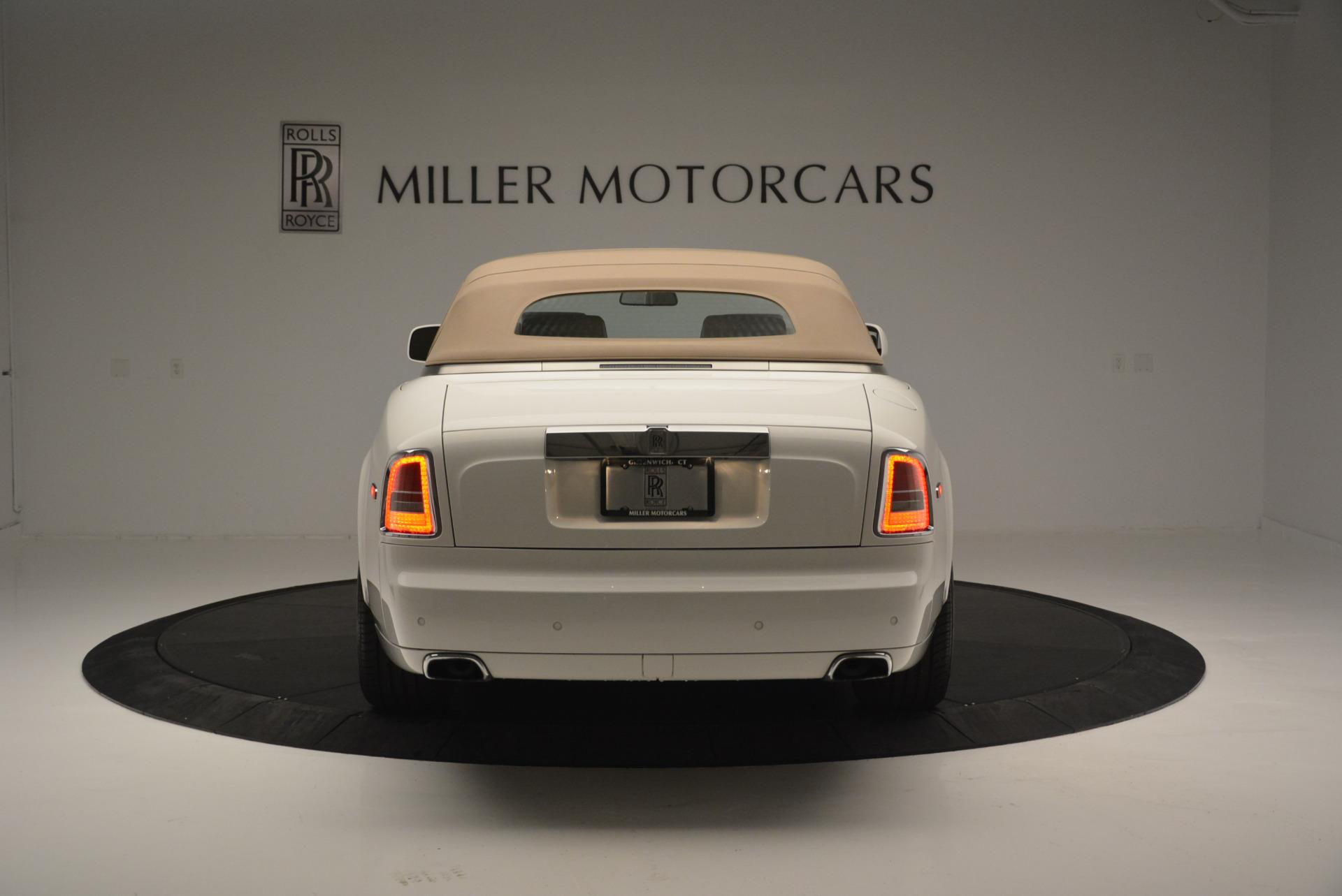 Used 2013 Rolls-Royce Phantom Drophead Coupe  For Sale In Westport, CT 2444_p12