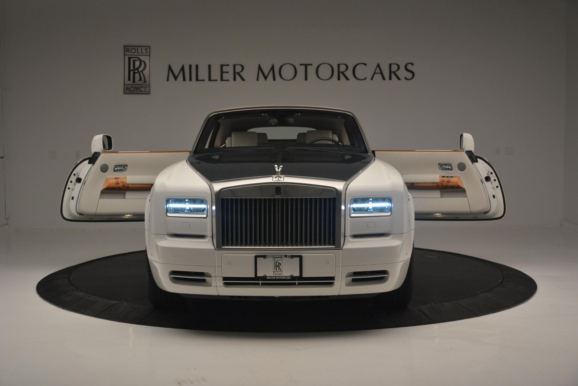 Used 2013 Rolls-Royce Phantom Drophead Coupe  For Sale In Westport, CT 2444_p16