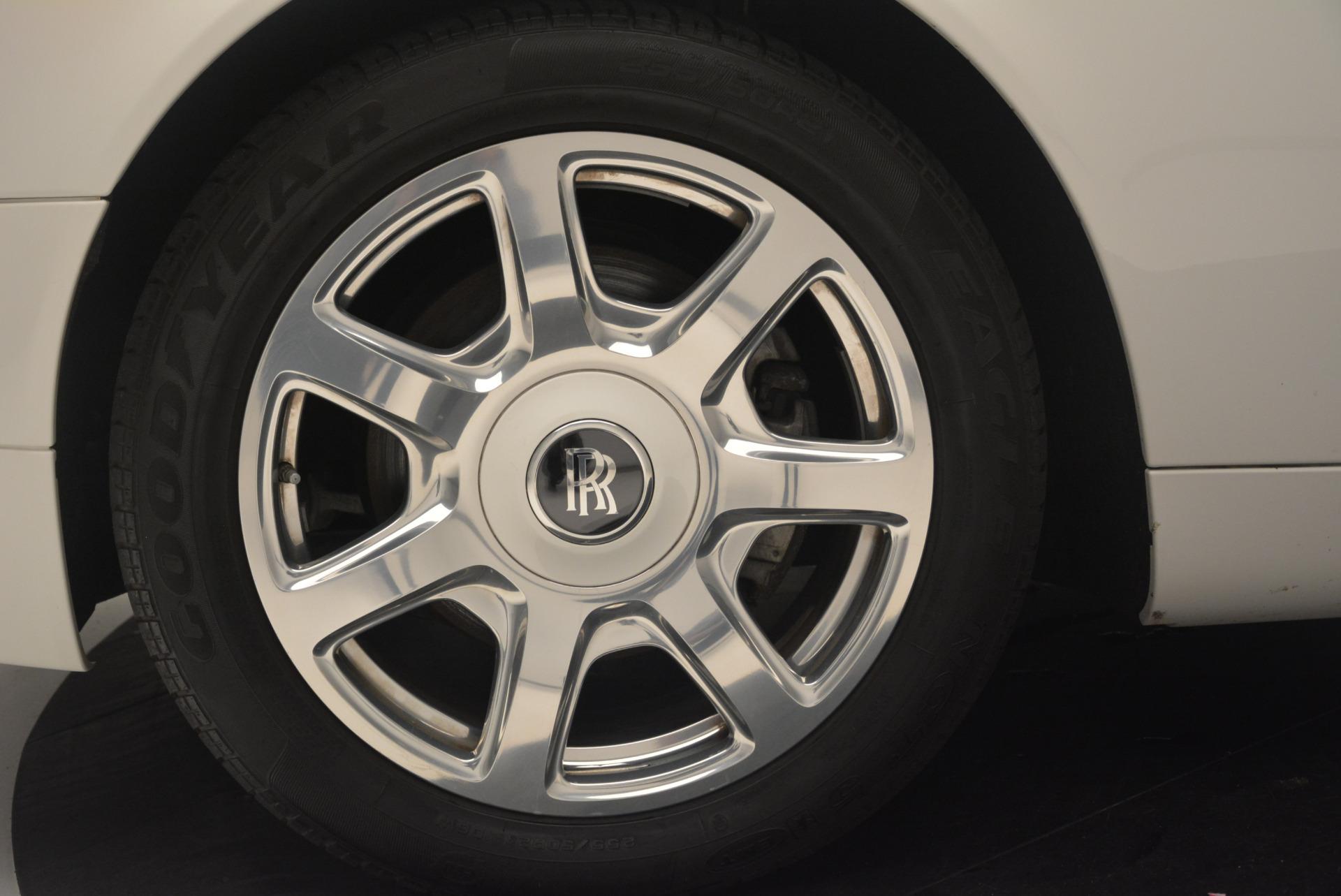 Used 2013 Rolls-Royce Phantom Drophead Coupe  For Sale In Westport, CT 2444_p18