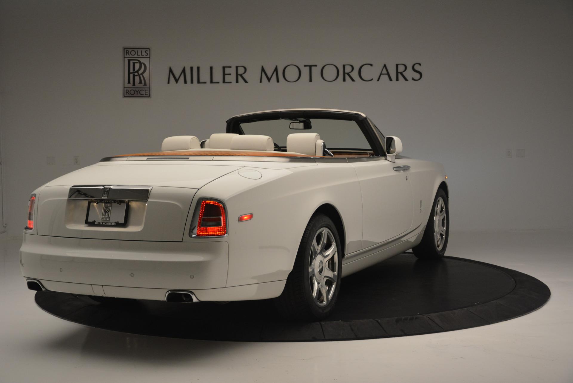 Used 2013 Rolls-Royce Phantom Drophead Coupe  For Sale In Westport, CT 2444_p5