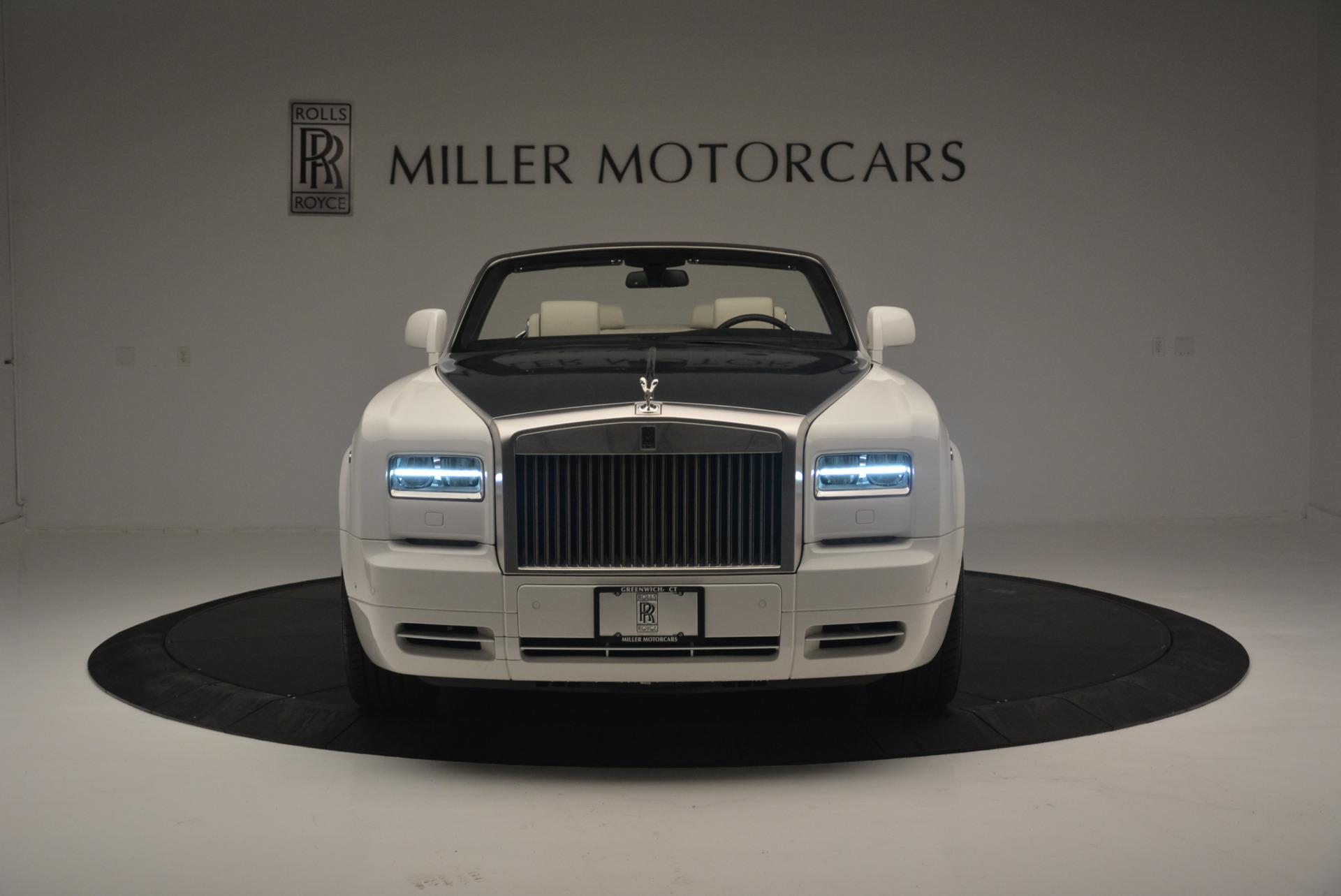 Used 2013 Rolls-Royce Phantom Drophead Coupe  For Sale In Westport, CT 2444_p8