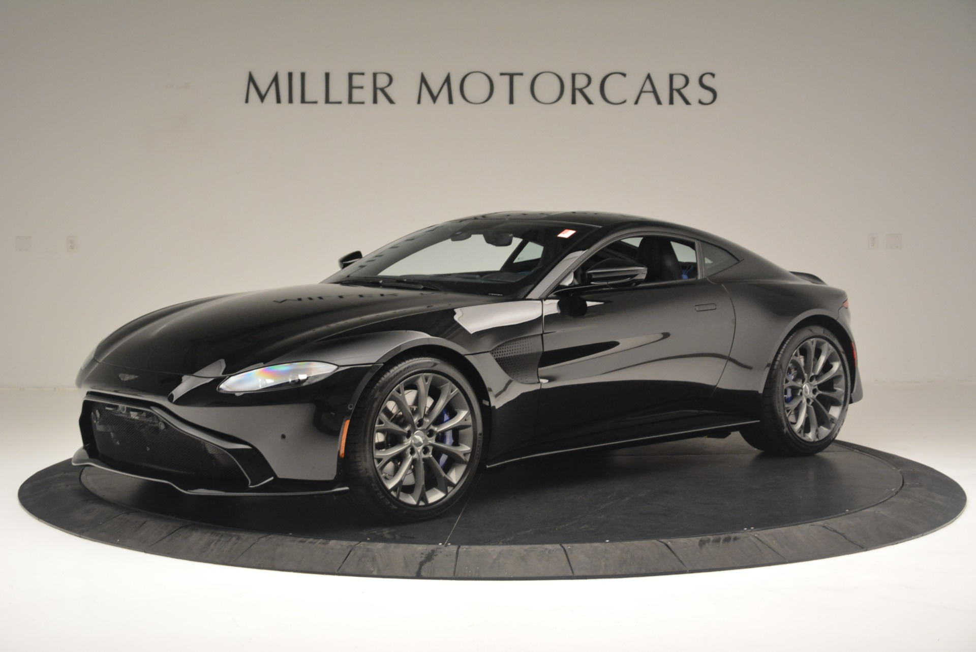 Used 2019 Aston Martin Vantage Coupe For Sale In Westport, CT 2445_main