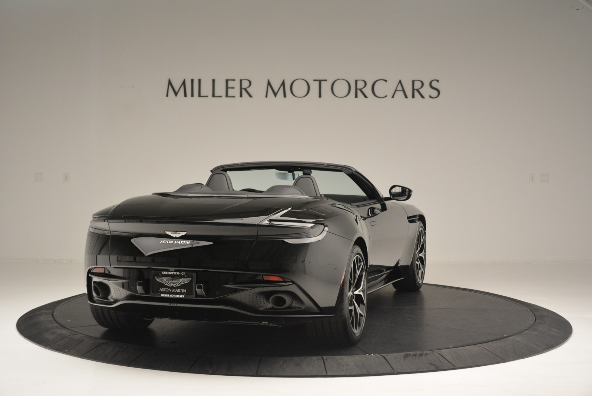 New 2019 Aston Martin DB11 V8 Convertible For Sale In Westport, CT 2446_p7