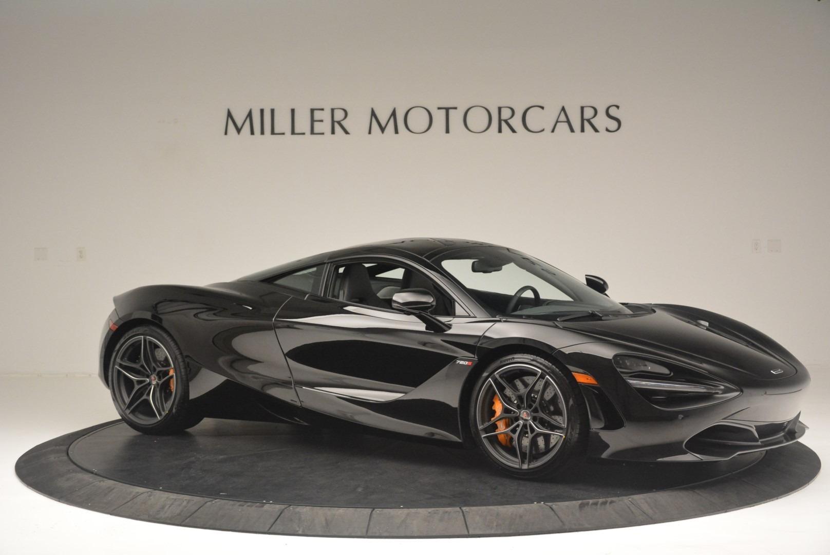 Used 2018 McLaren 720S Coupe For Sale In Westport, CT 2449_p10
