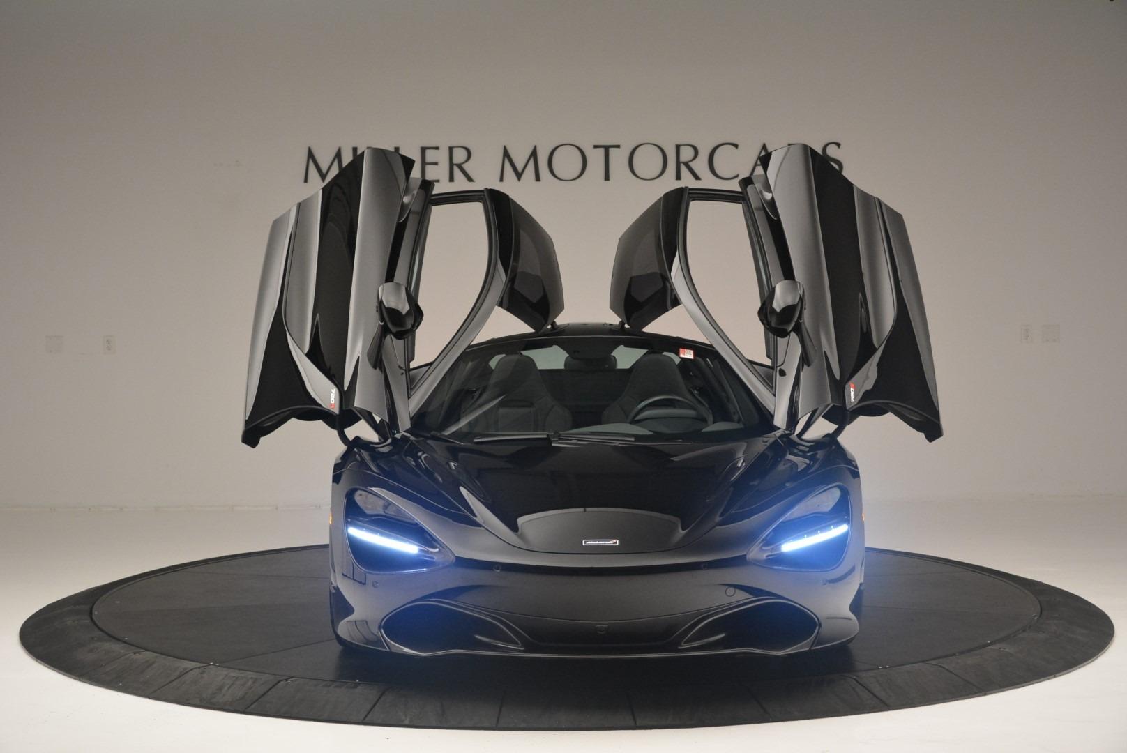 Used 2018 McLaren 720S Coupe For Sale In Westport, CT 2449_p13