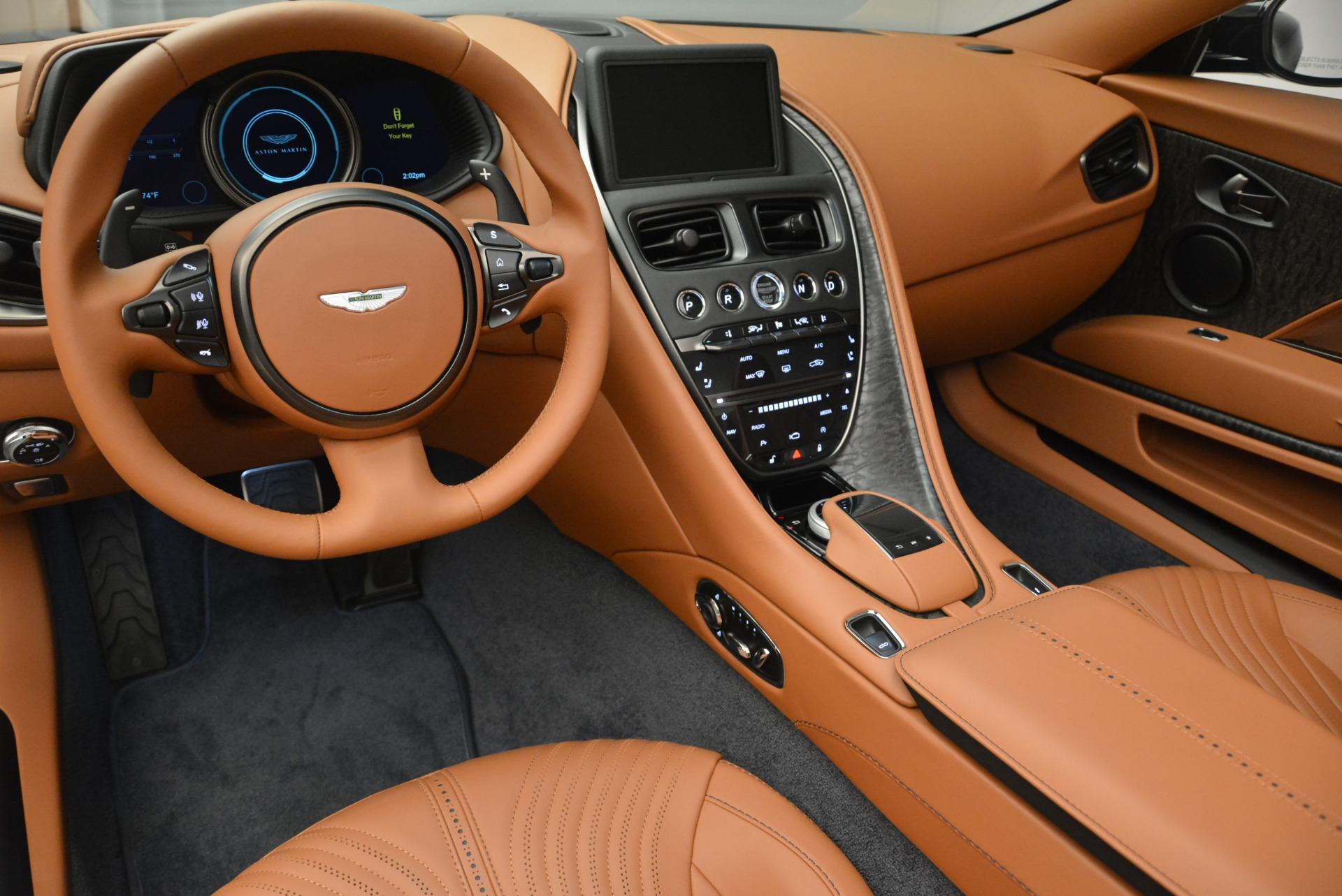 New 2019 Aston Martin DB11 Volante Volante For Sale In Westport, CT 2450_p21