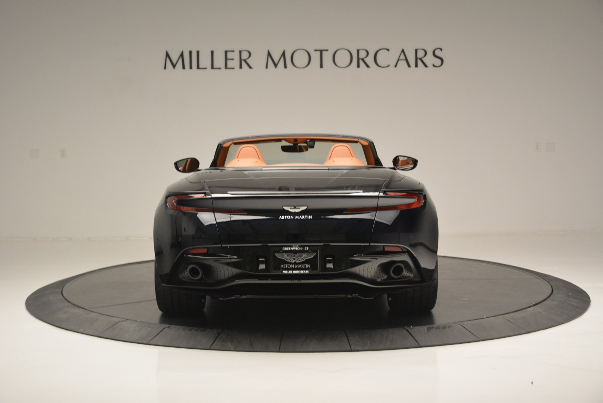 New 2019 Aston Martin DB11 Volante Volante For Sale In Westport, CT 2450_p6