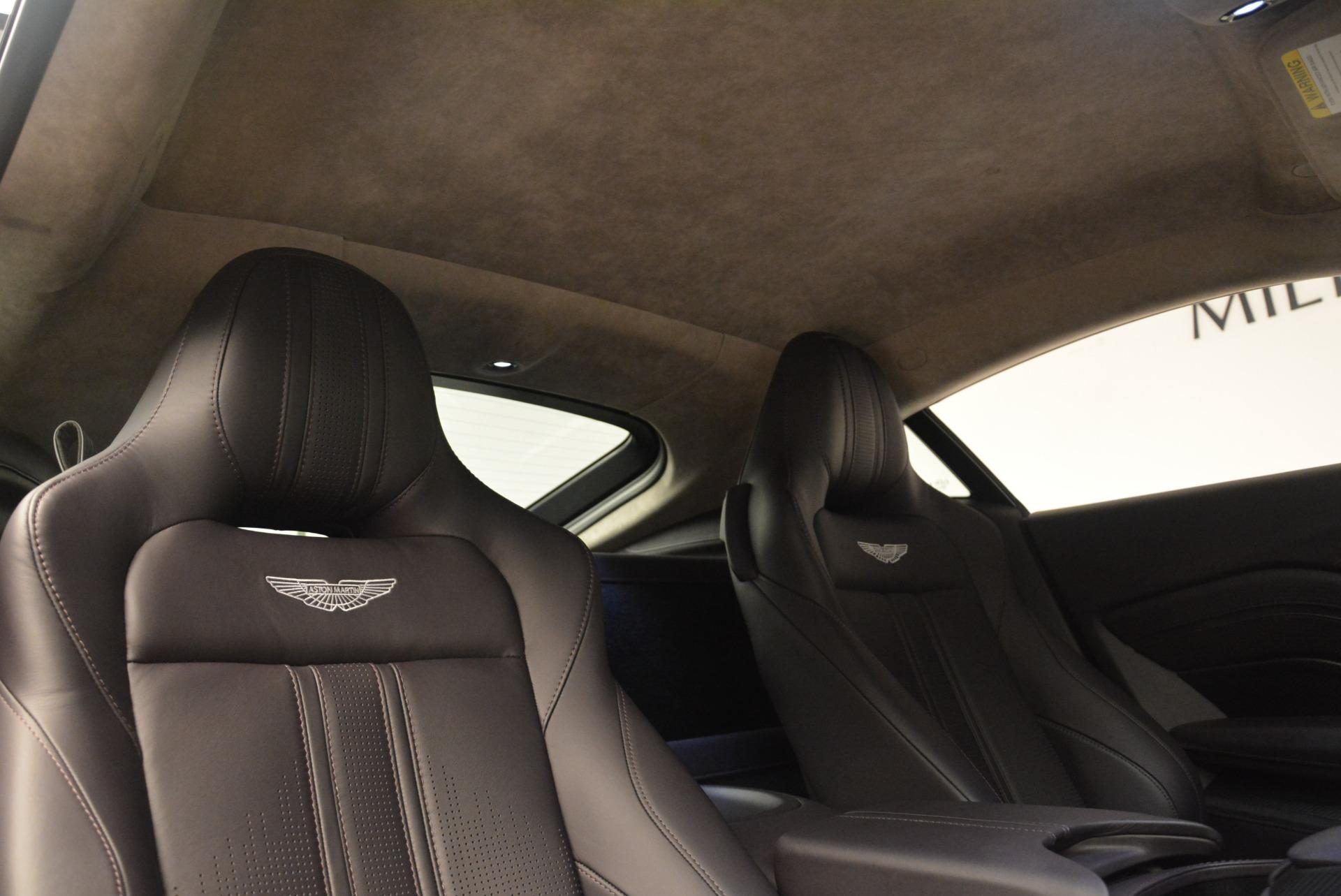 New 2019 Aston Martin Vantage  For Sale In Westport, CT 2452_p19