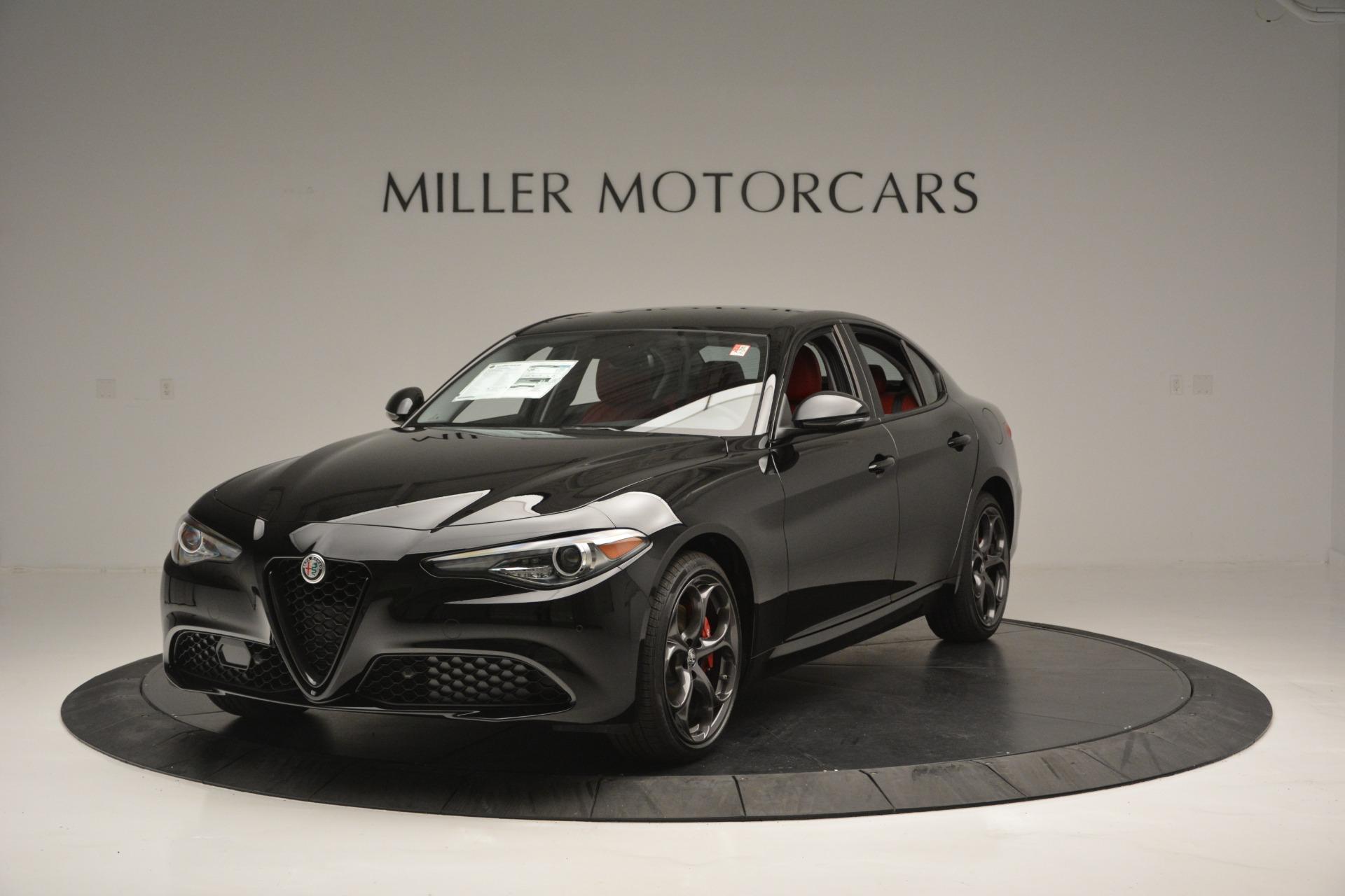 New 2018 Alfa Romeo Giulia Q4 For Sale In Westport, CT 2453_main