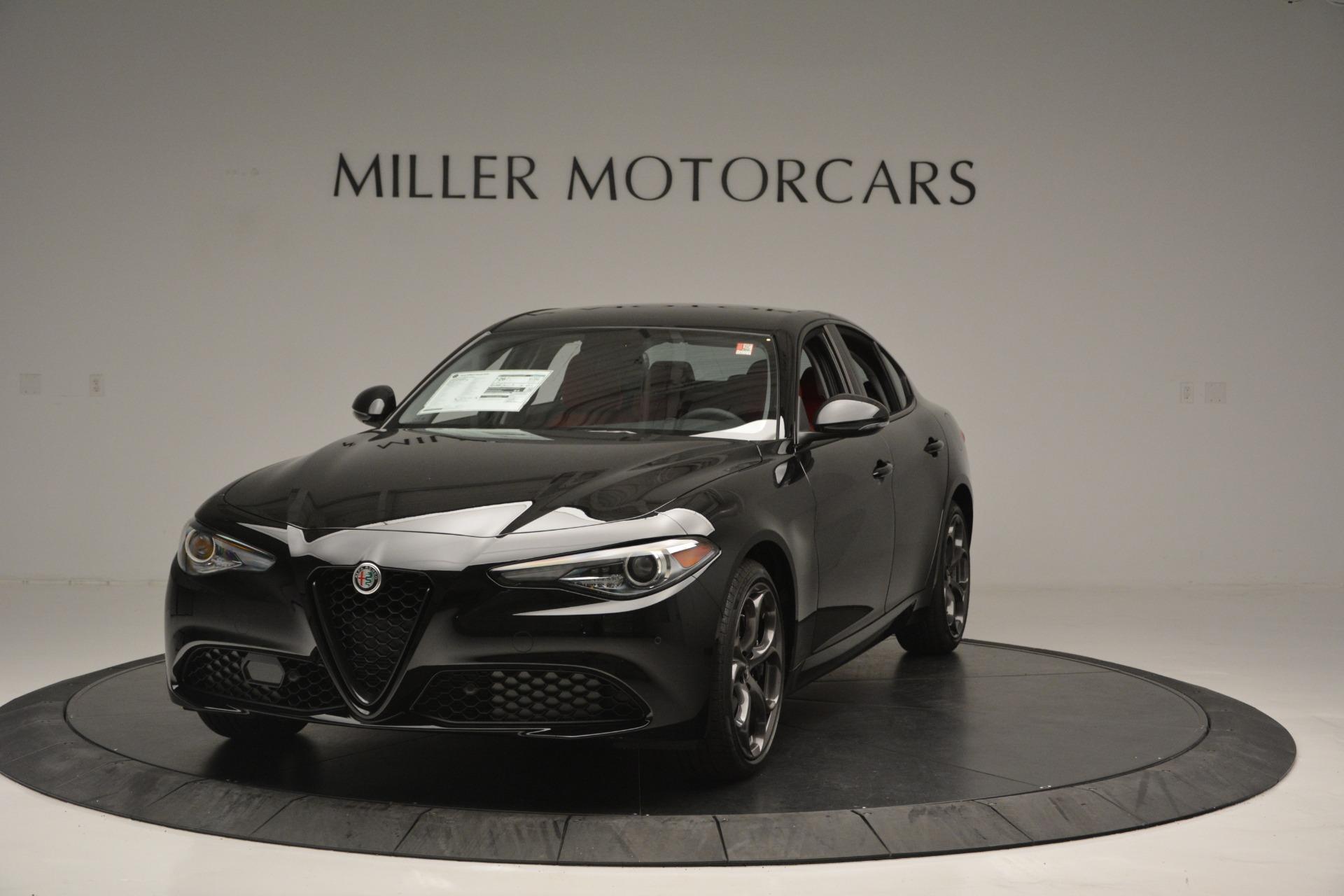 New 2018 Alfa Romeo Giulia Q4 For Sale In Westport, CT 2455_main