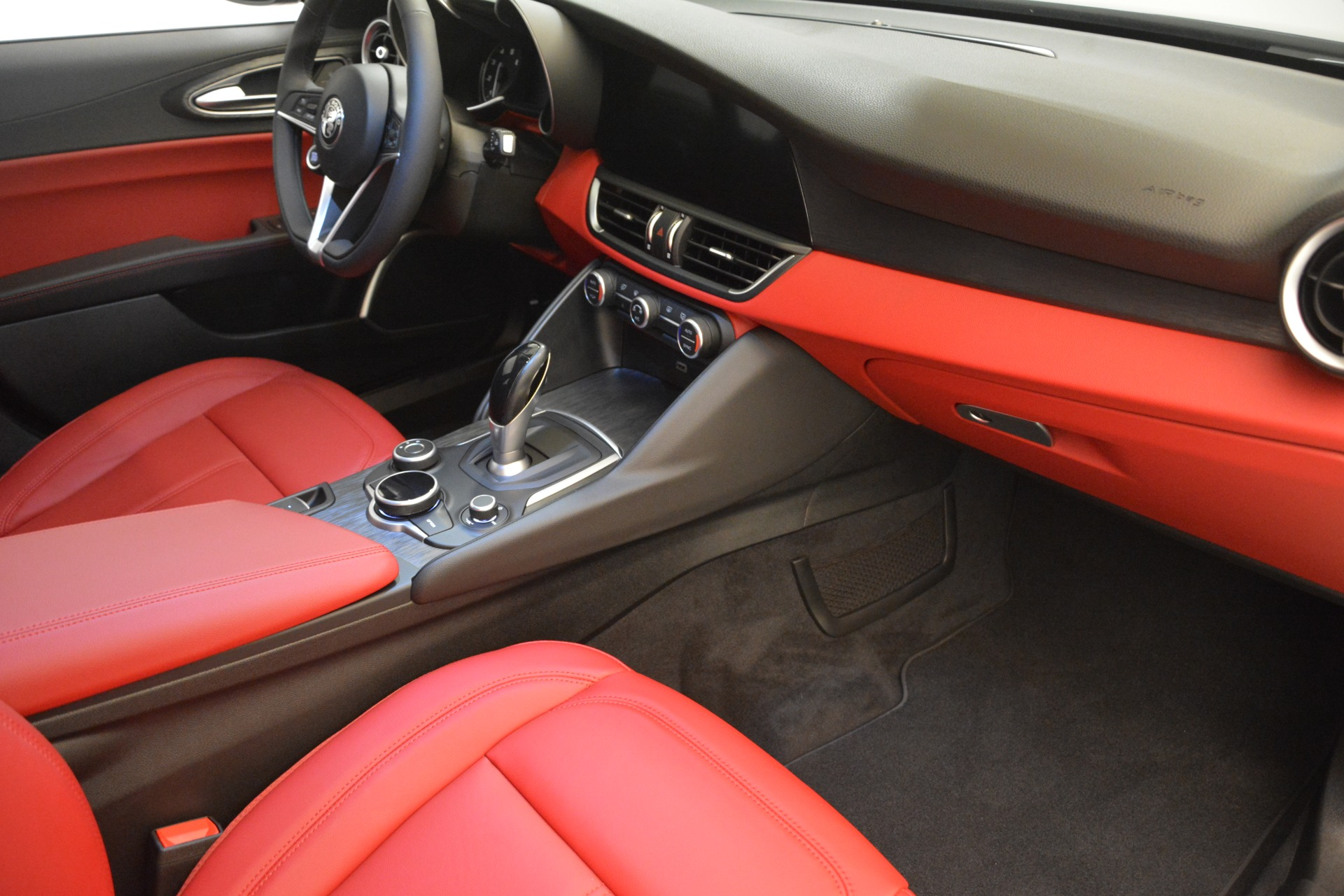 2018 Alfa Romeo Giulia Q4 Stock LW221 for sale near Westport CT