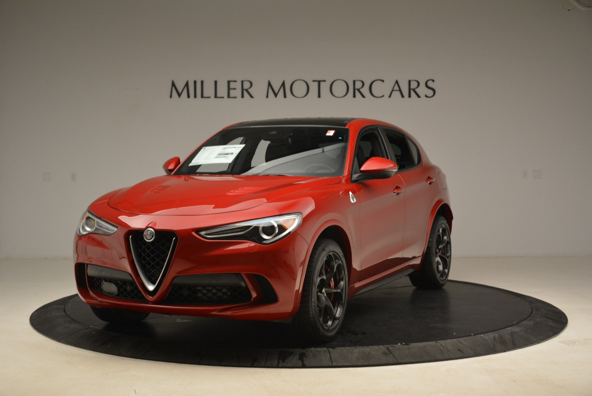 New 2018 Alfa Romeo Stelvio Quadrifoglio For Sale In Westport, CT