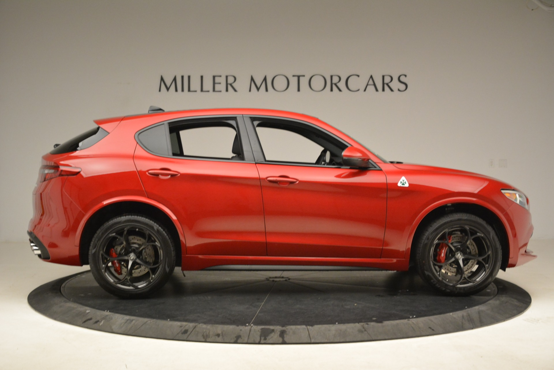New 2018 Alfa Romeo Stelvio Quadrifoglio For Sale In Westport, CT 2459_p9