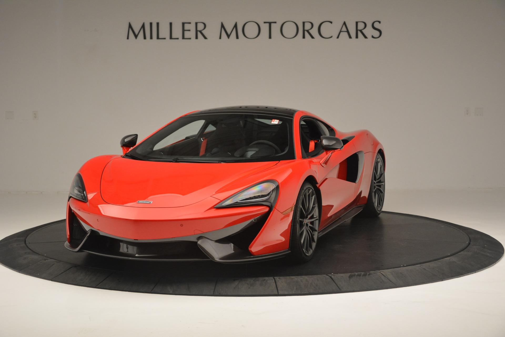 Used 2018 McLaren 570GT  For Sale In Westport, CT 2462_main