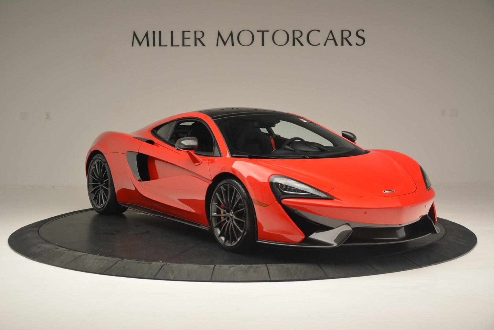Used 2018 McLaren 570GT  For Sale In Westport, CT 2462_p11