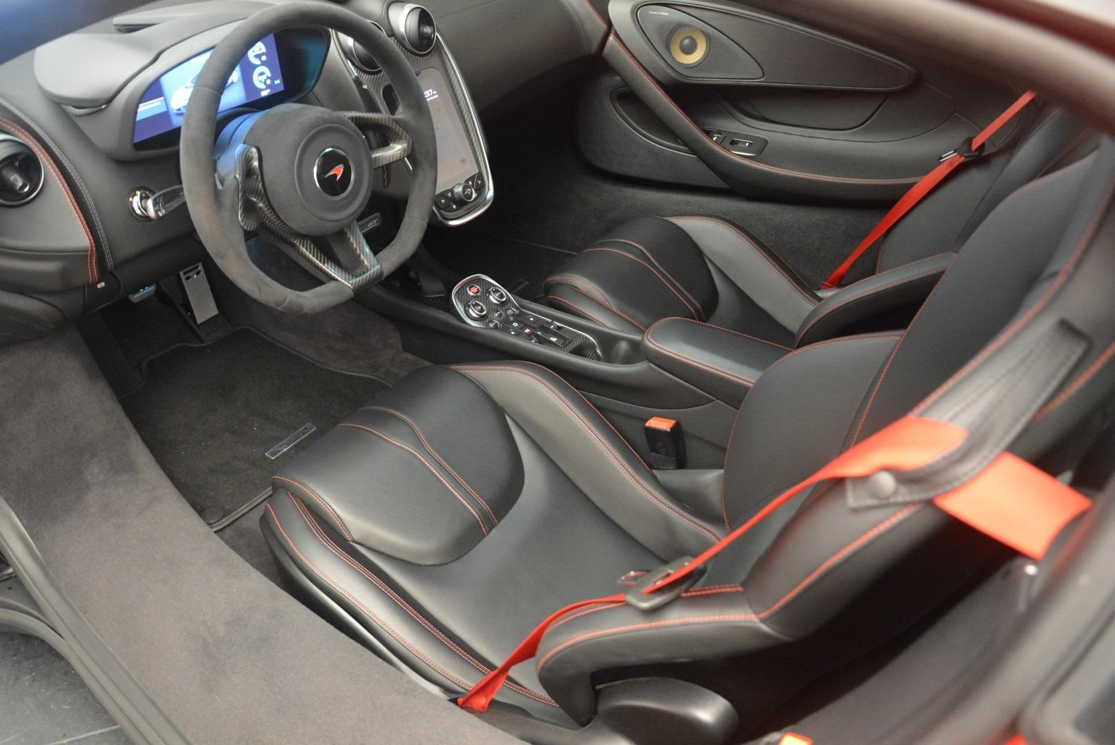 Used 2018 McLaren 570GT  For Sale In Westport, CT 2462_p18