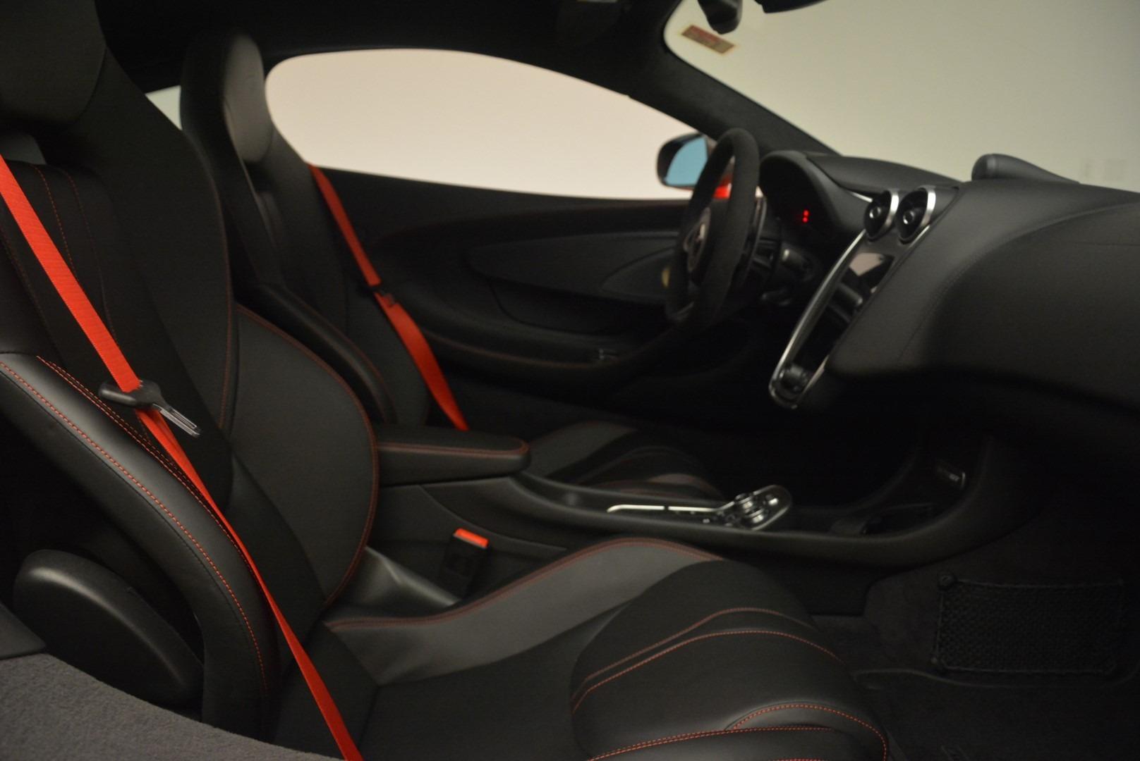 Used 2018 McLaren 570GT  For Sale In Westport, CT 2462_p22