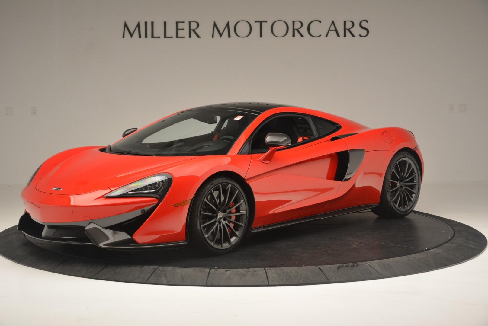 Used 2018 McLaren 570GT  For Sale In Westport, CT 2462_p2