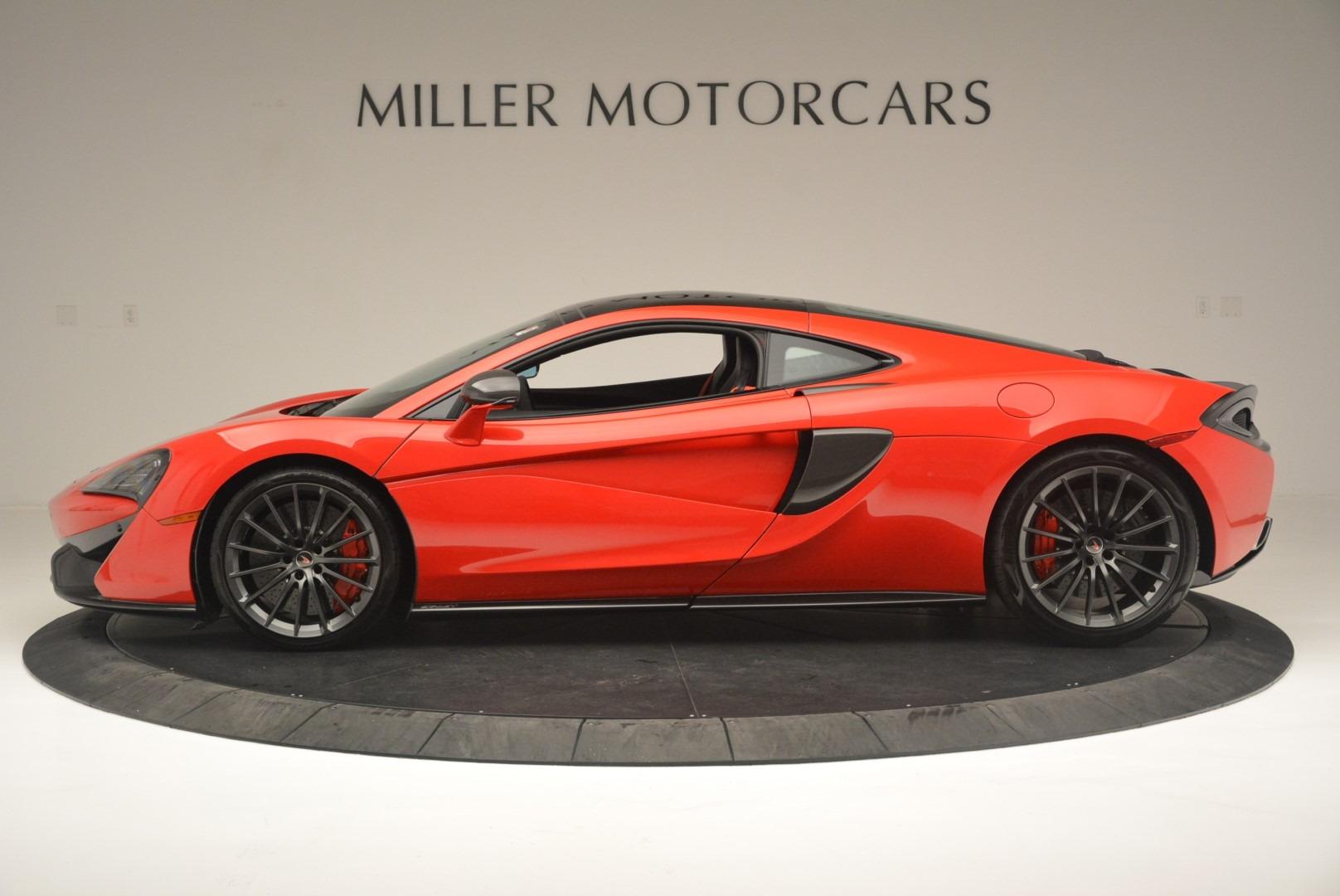 Used 2018 McLaren 570GT  For Sale In Westport, CT 2462_p3