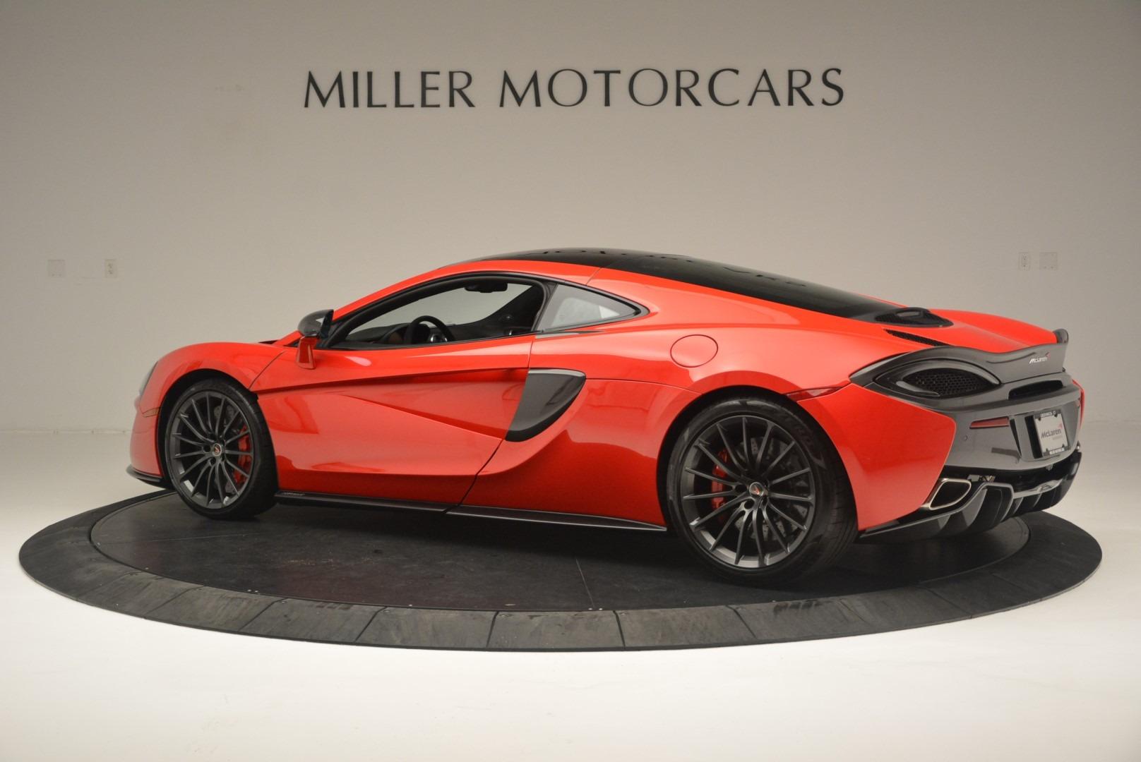 Used 2018 McLaren 570GT  For Sale In Westport, CT 2462_p4