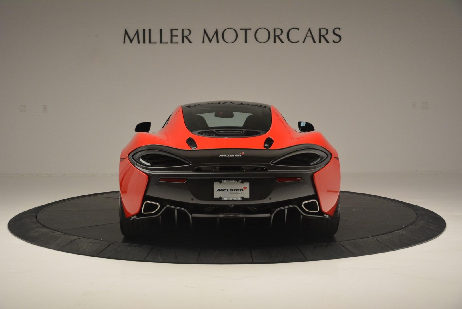 Used 2018 McLaren 570GT  For Sale In Westport, CT 2462_p6
