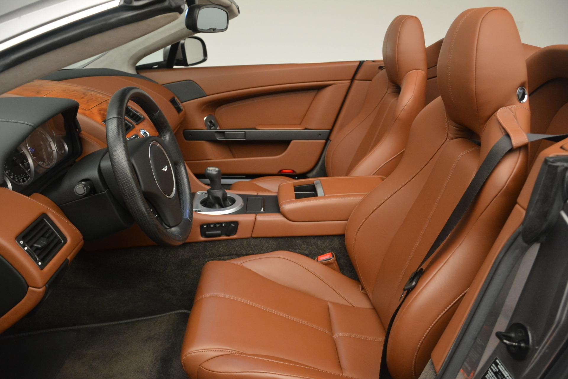 Used 2015 Aston Martin V8 Vantage Roadster For Sale In Westport, CT 2463_p19