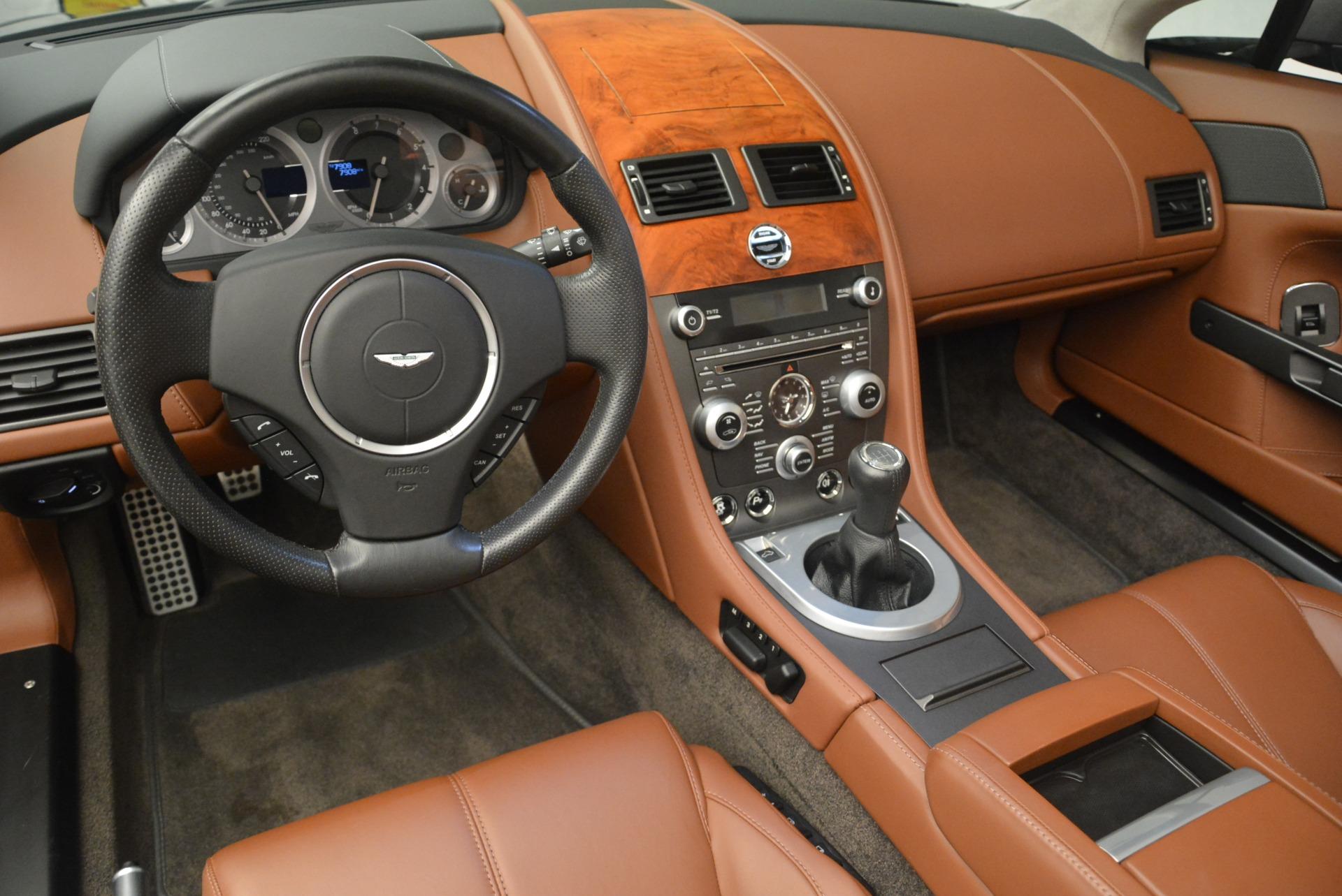 Used 2015 Aston Martin V8 Vantage Roadster For Sale In Westport, CT 2463_p20