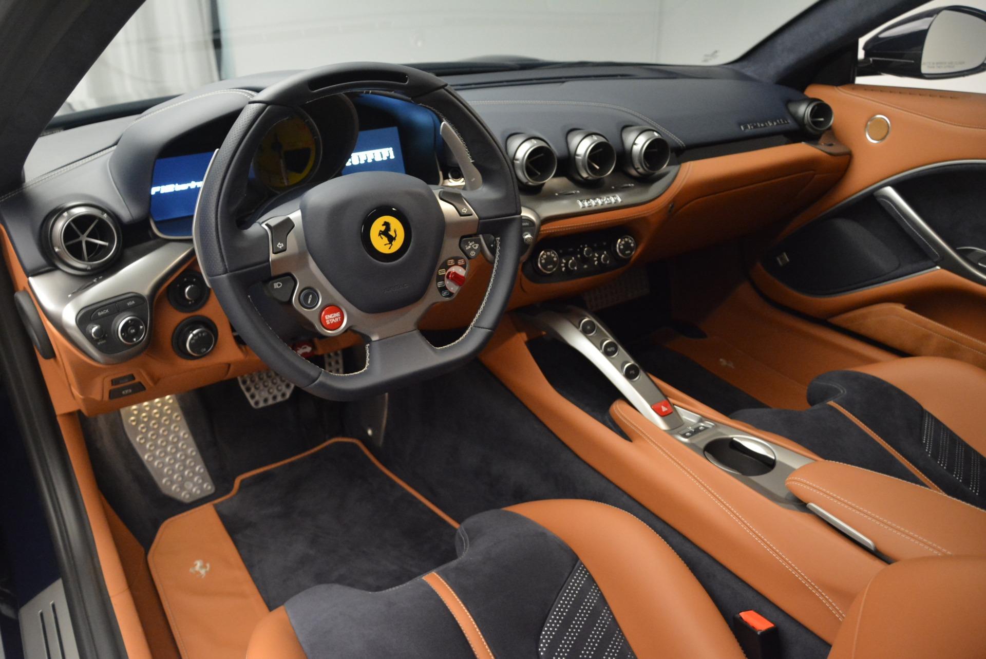 Used 2017 Ferrari F12 Berlinetta  For Sale In Westport, CT 2465_p14
