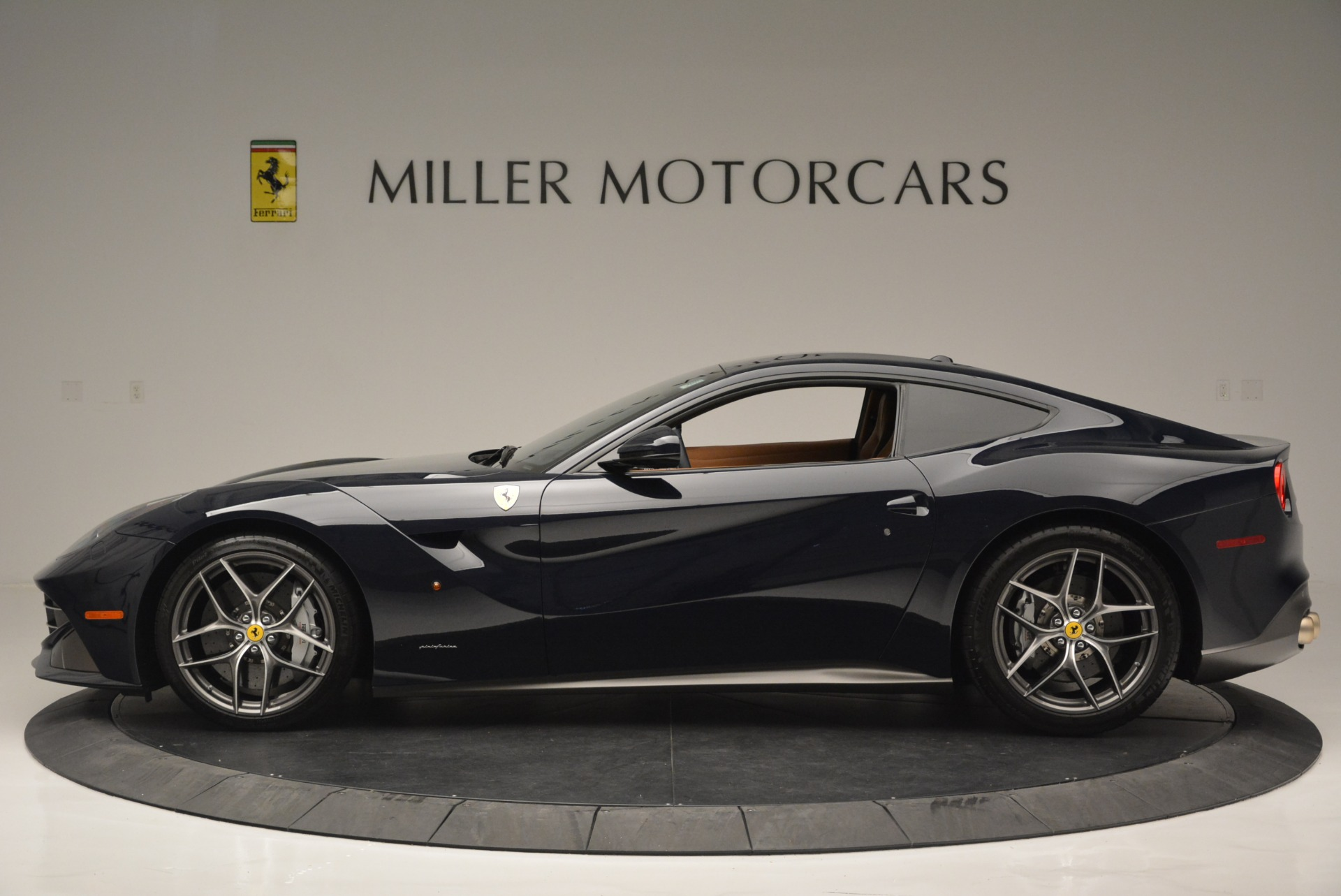 Used 2017 Ferrari F12 Berlinetta  For Sale In Westport, CT 2465_p3