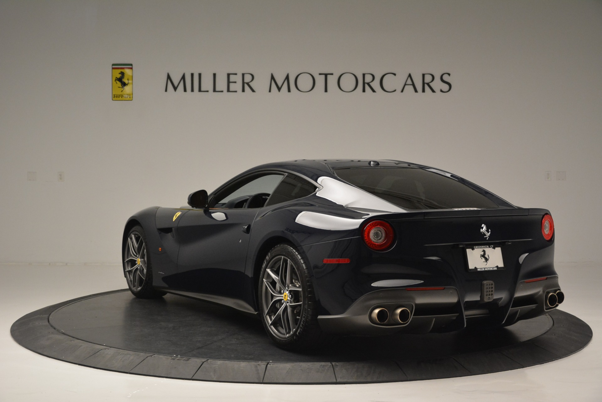 Used 2017 Ferrari F12 Berlinetta  For Sale In Westport, CT 2465_p5