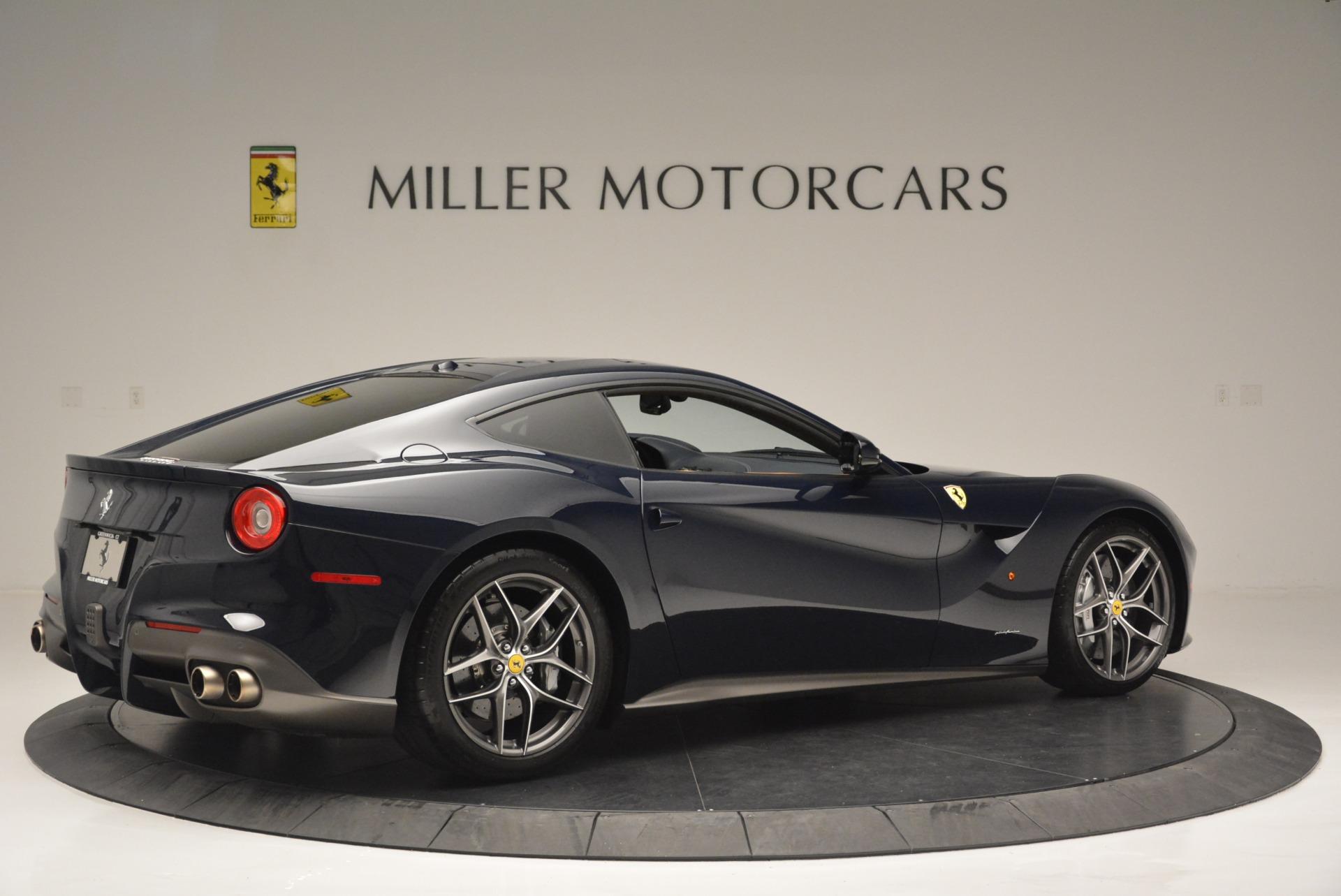 Used 2017 Ferrari F12 Berlinetta  For Sale In Westport, CT 2465_p8