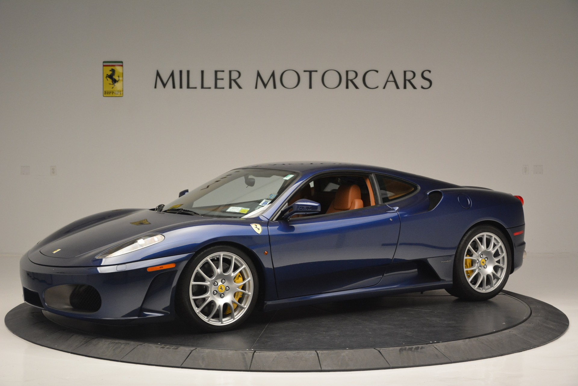 Used 2009 Ferrari F430 6-Speed Manual For Sale In Westport, CT 2466_p2