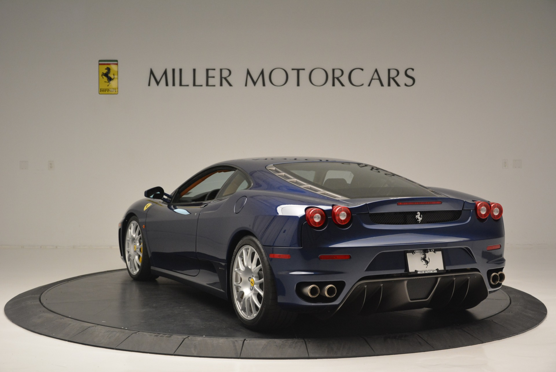 Used 2009 Ferrari F430 6-Speed Manual For Sale In Westport, CT 2466_p5