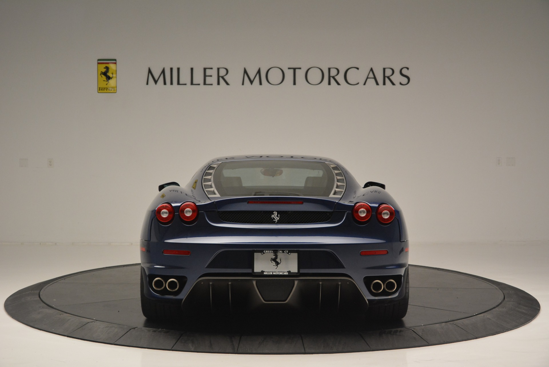 Used 2009 Ferrari F430 6-Speed Manual For Sale In Westport, CT 2466_p6
