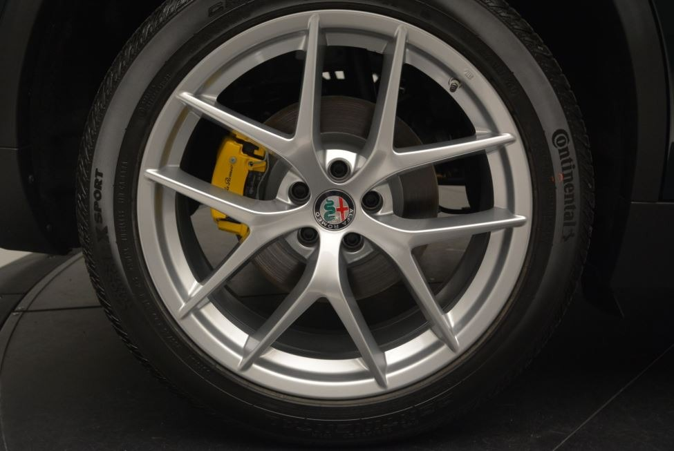 New 2018 Alfa Romeo Stelvio Ti Sport Q4 For Sale In Westport, CT 2471_p26