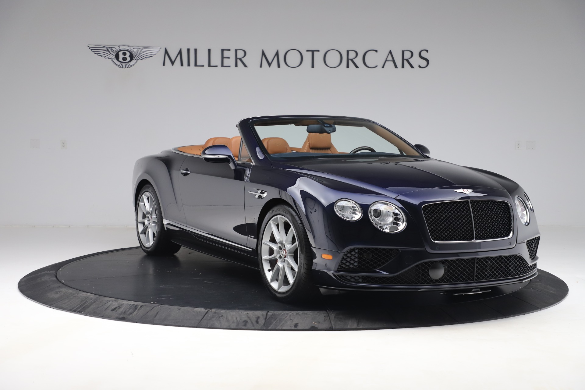 Used 2016 Bentley Continental GT V8 S For Sale In Westport, CT 2473_p12
