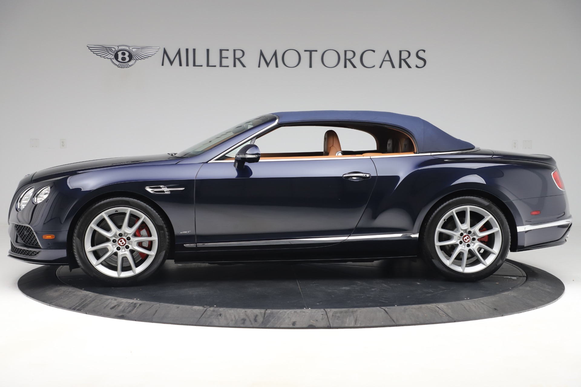 Used 2016 Bentley Continental GT V8 S For Sale In Westport, CT 2473_p14