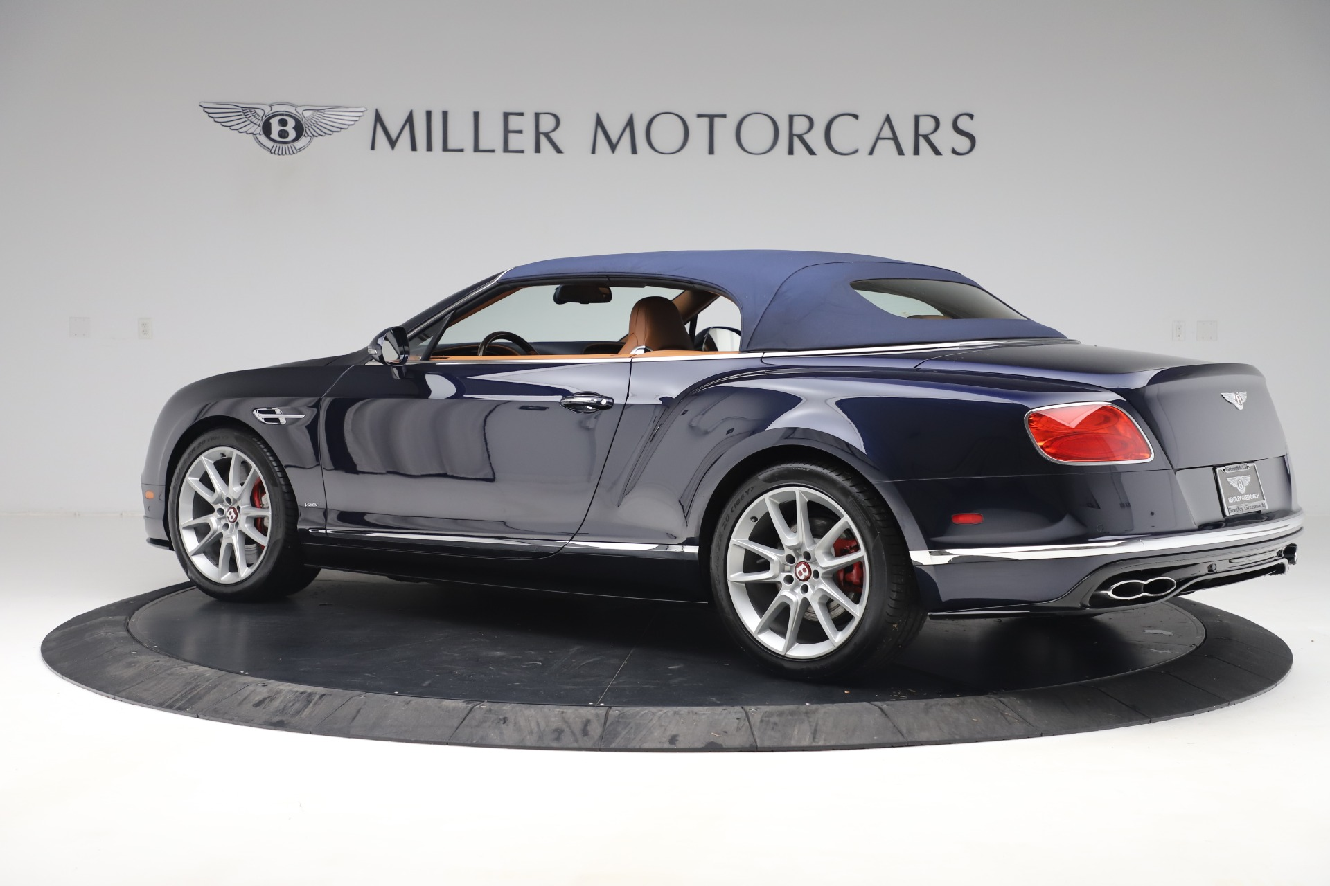 Used 2016 Bentley Continental GT V8 S For Sale In Westport, CT 2473_p15