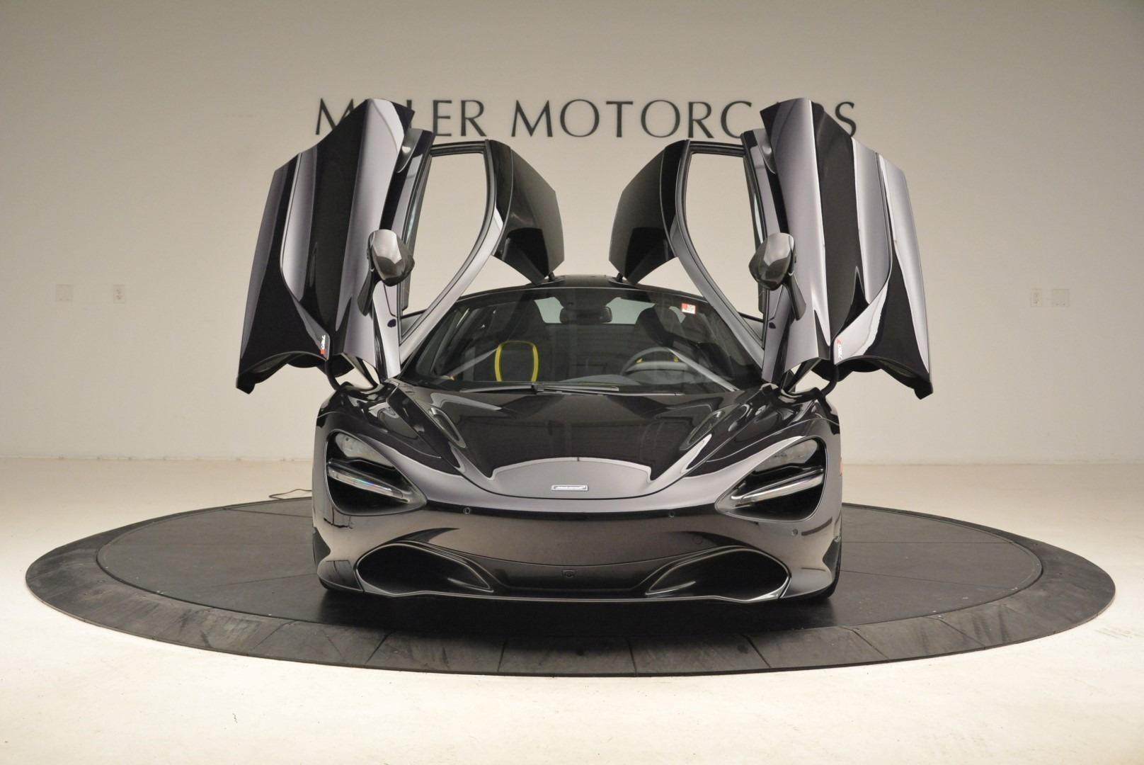 Used 2018 McLaren 720S Coupe For Sale In Westport, CT 2474_p13