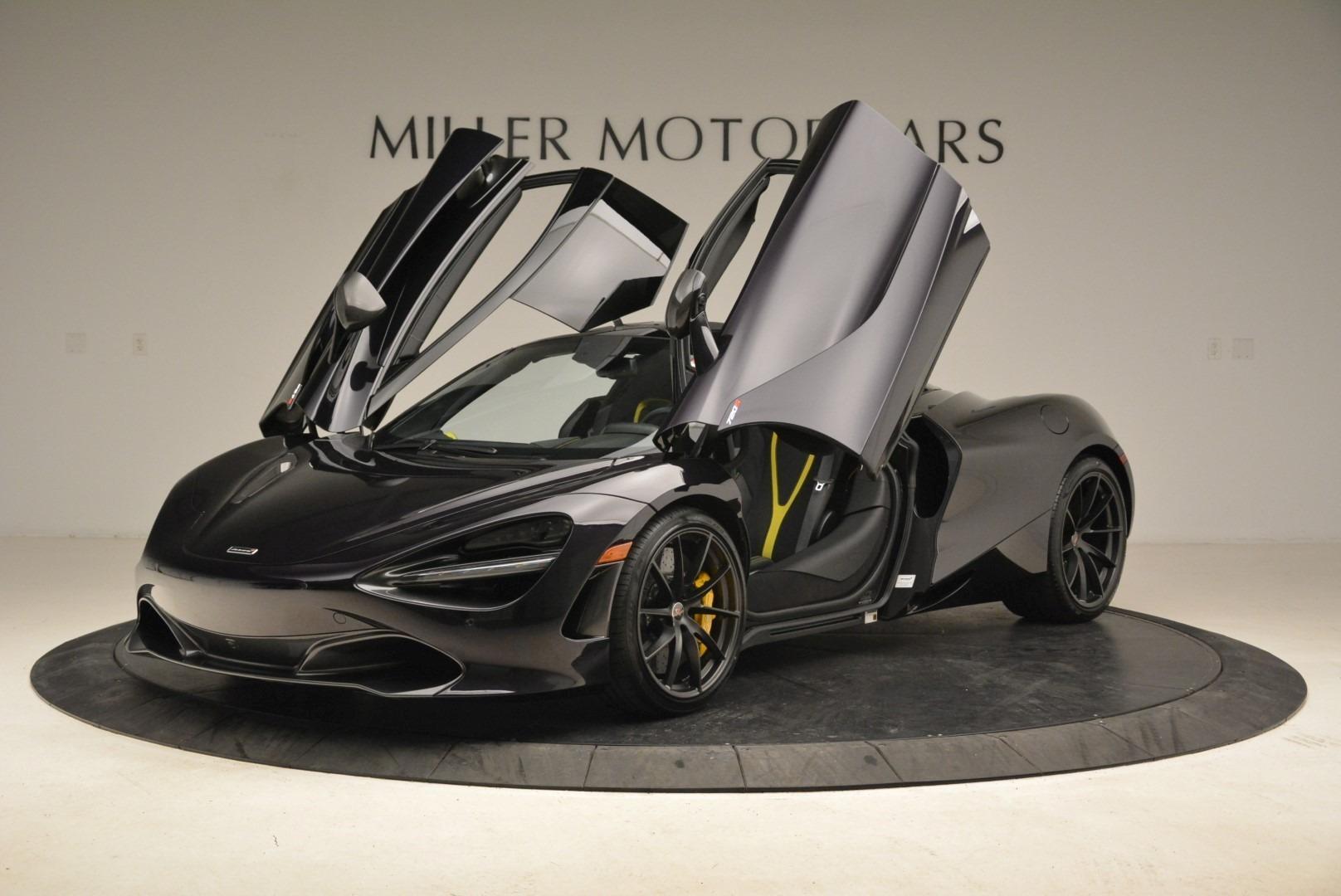 Used 2018 McLaren 720S Coupe For Sale In Westport, CT 2474_p14