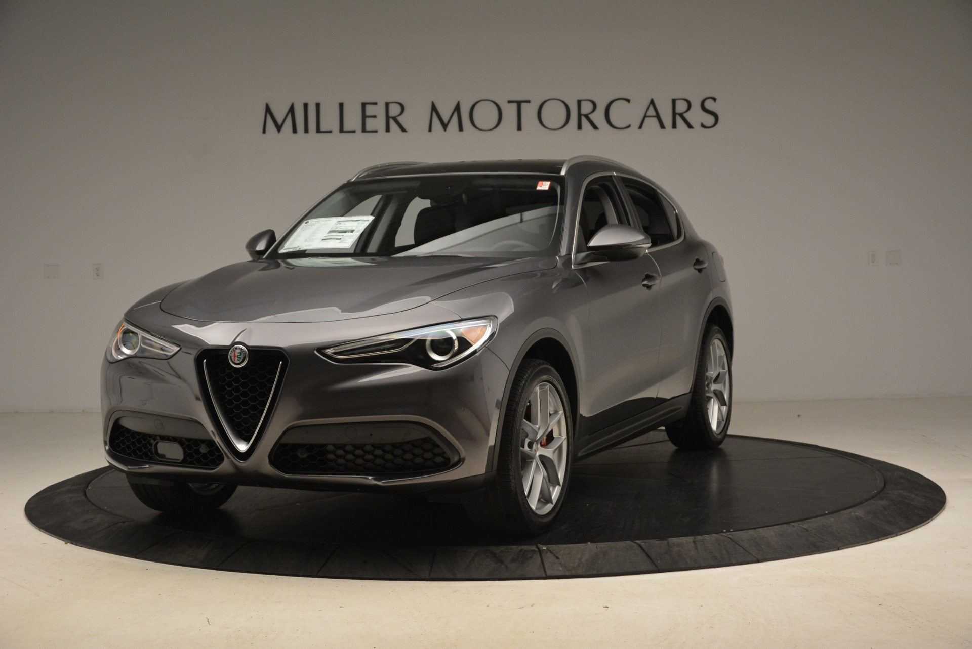New 2018 Alfa Romeo Stelvio Ti Q4 For Sale In Westport, CT 2478_main