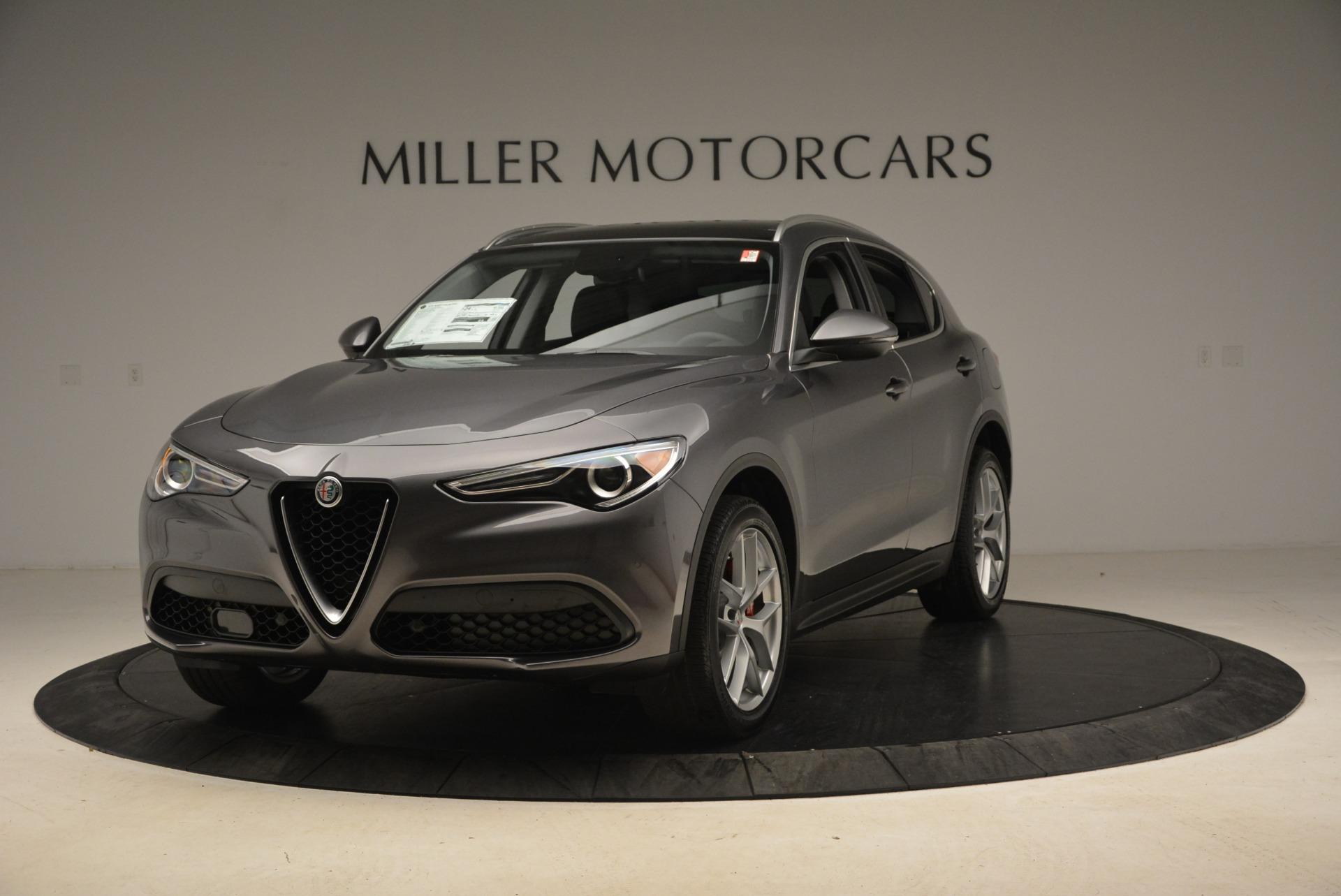 New 2018 Alfa Romeo Stelvio Ti Q4 For Sale In Westport, CT 2480_main