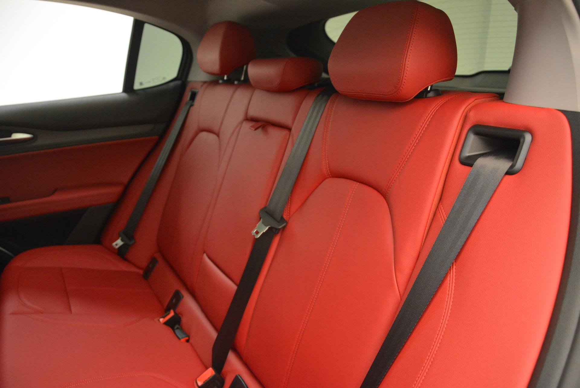 New 2018 Alfa Romeo Stelvio Ti Q4 For Sale In Westport, CT 2480_p18