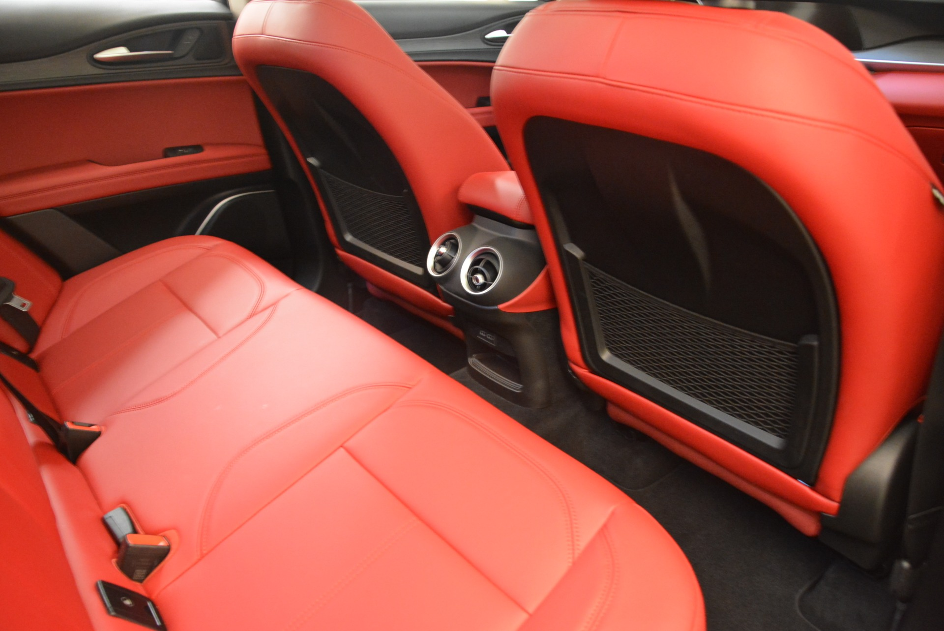 New 2018 Alfa Romeo Stelvio Ti Q4 For Sale In Westport, CT 2480_p22