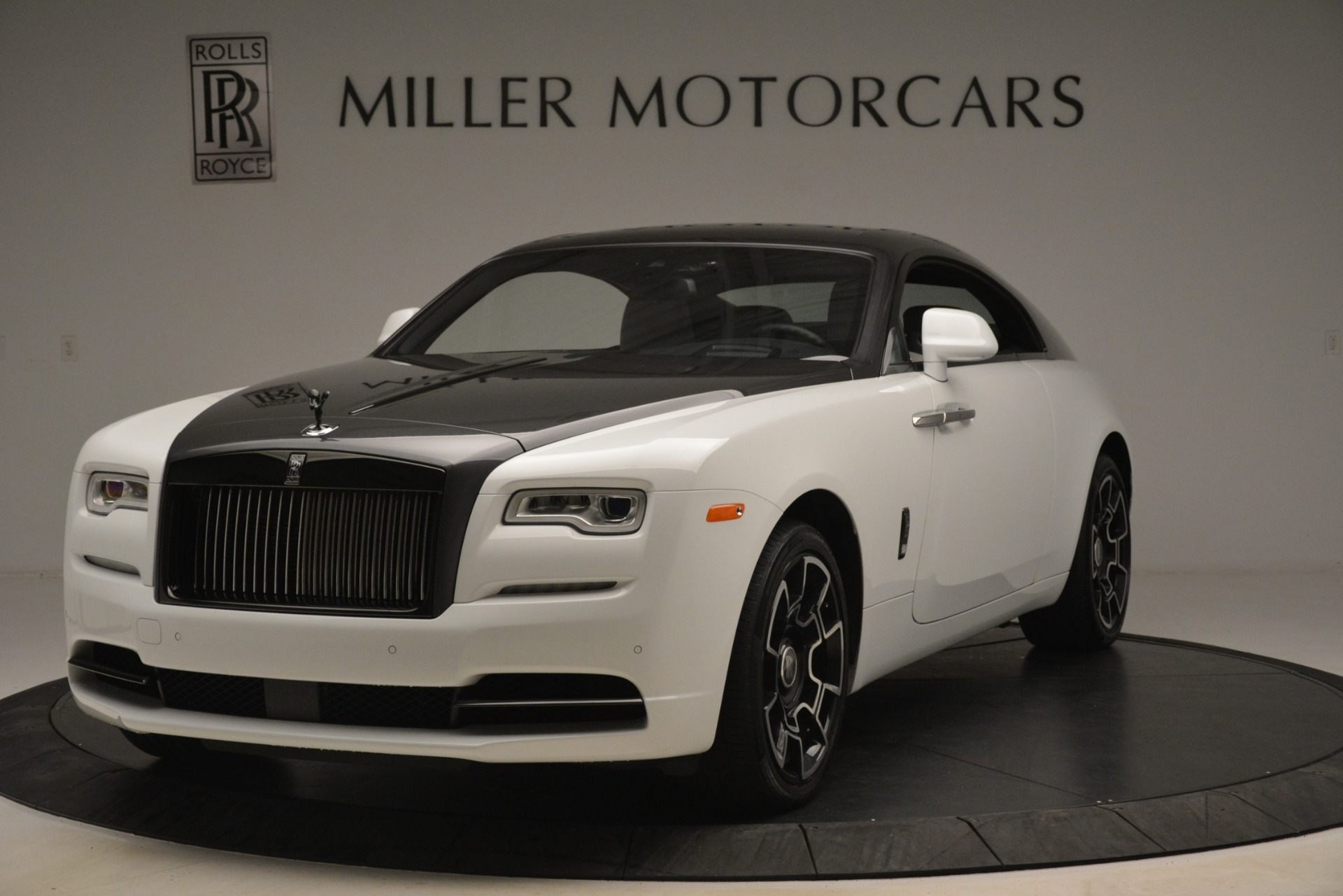 Used 2018 Rolls-Royce Wraith Black Badge Nebula Collection For Sale In Westport, CT