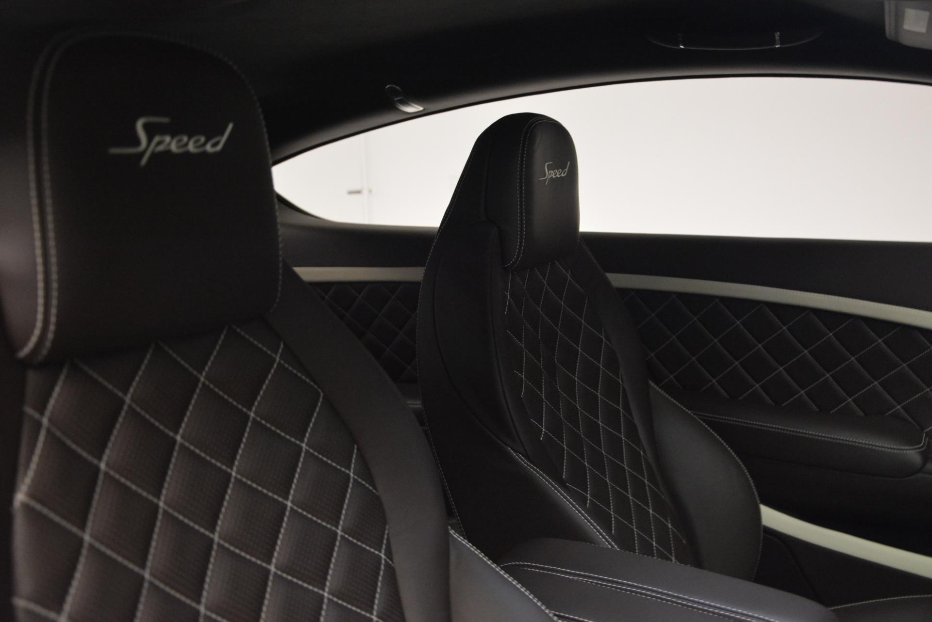 Used 2016 Bentley Continental GT Speed  For Sale In Westport, CT 25_p18